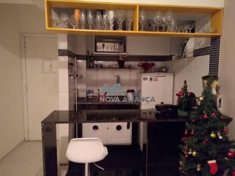 COZINHAAMERICANAB - Apartamento à venda Rua Pedro Américo,Catete, Rio de Janeiro - R$ 335.000 - CA11315 - 4