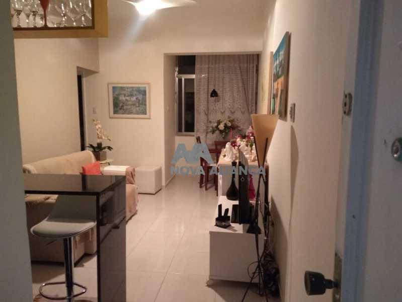 SALA - Apartamento à venda Rua Pedro Américo,Catete, Rio de Janeiro - R$ 335.000 - CA11315 - 8