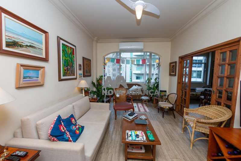 IMG_5865 - Apartamento à venda Avenida Rainha Elizabeth da Bélgica,Ipanema, Rio de Janeiro - R$ 1.470.000 - CA31693 - 1