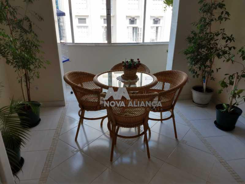 7 - Apartamento 4 quartos à venda Leme, Rio de Janeiro - R$ 1.580.000 - CA40445 - 9