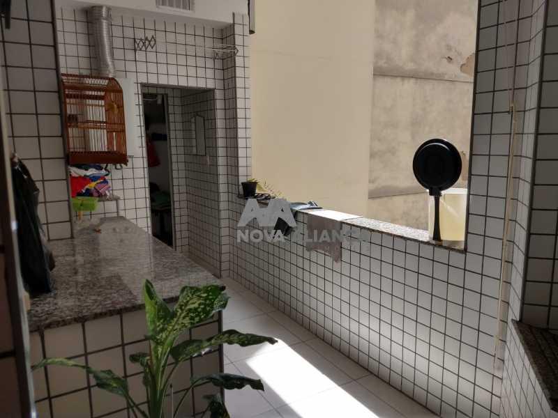 25 - Apartamento 4 quartos à venda Leme, Rio de Janeiro - R$ 1.580.000 - CA40445 - 26