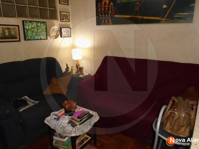 DSC04093 - Kitnet/Conjugado 38m² à venda Praça Vereador Rocha Leão,Copacabana, Rio de Janeiro - R$ 460.000 - CJ10728 - 1