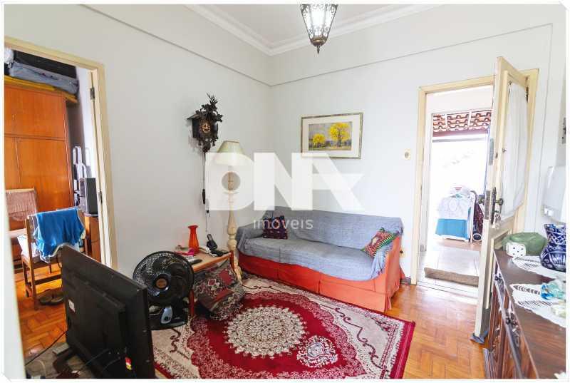 sala - Apartamento à venda Rua Barão de Mesquita,Tijuca, Rio de Janeiro - R$ 380.000 - FA10150 - 3