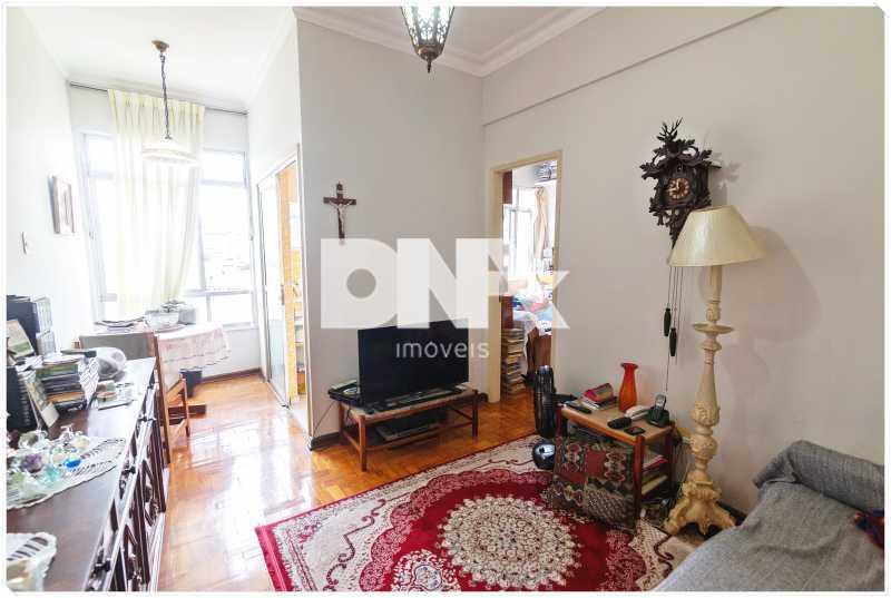 sala dois ambientes - Apartamento à venda Rua Barão de Mesquita,Tijuca, Rio de Janeiro - R$ 380.000 - FA10150 - 1