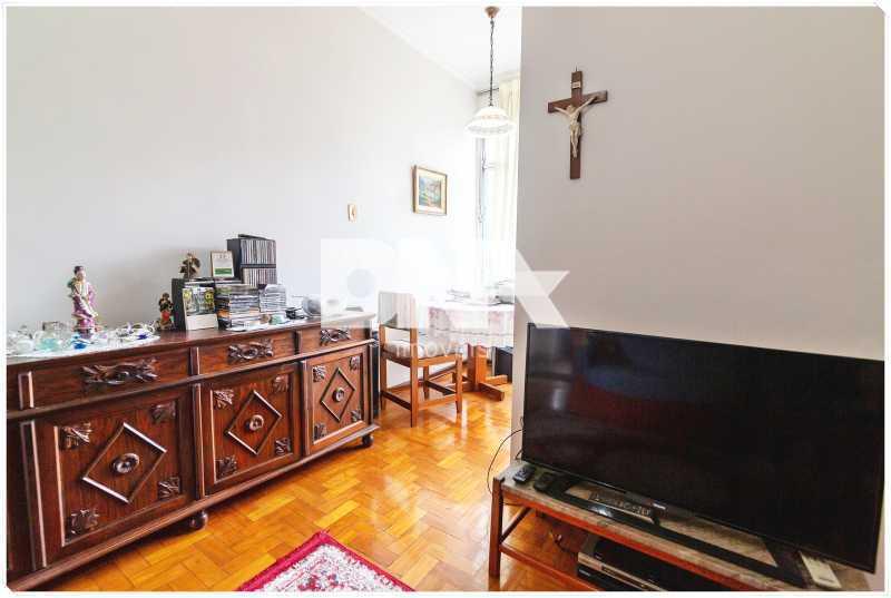 sala - Apartamento à venda Rua Barão de Mesquita,Tijuca, Rio de Janeiro - R$ 380.000 - FA10150 - 4