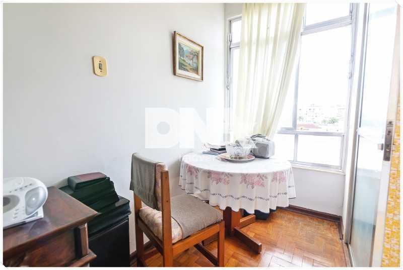 sala janelão - Apartamento à venda Rua Barão de Mesquita,Tijuca, Rio de Janeiro - R$ 380.000 - FA10150 - 5