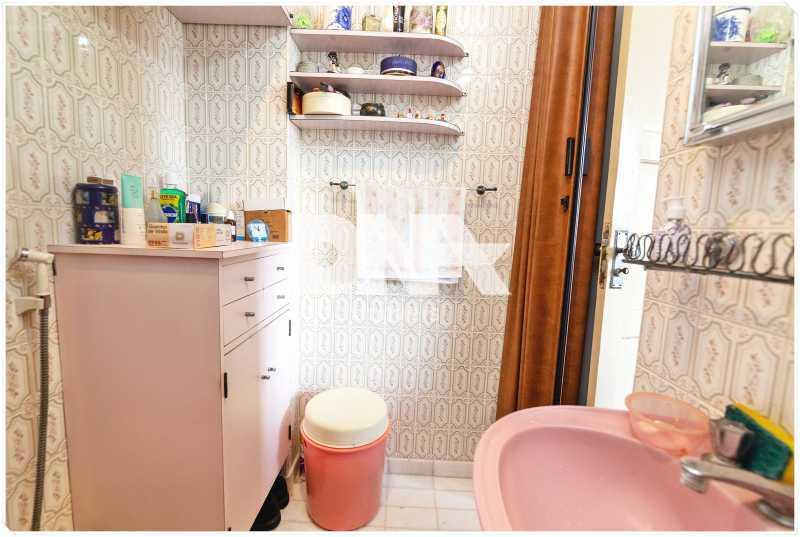 banheiro social  - Apartamento à venda Rua Barão de Mesquita,Tijuca, Rio de Janeiro - R$ 380.000 - FA10150 - 7