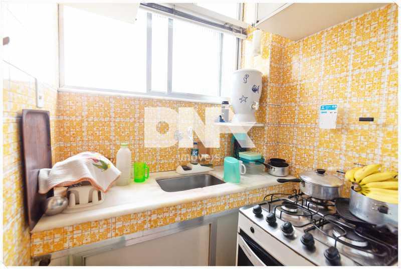 cozinha - Apartamento à venda Rua Barão de Mesquita,Tijuca, Rio de Janeiro - R$ 380.000 - FA10150 - 9