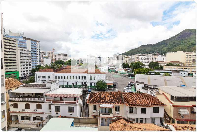 sala vista - Apartamento à venda Rua Barão de Mesquita,Tijuca, Rio de Janeiro - R$ 380.000 - FA10150 - 10