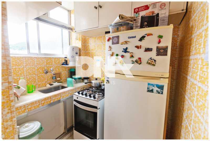cozinha iluminação natural - Apartamento à venda Rua Barão de Mesquita,Tijuca, Rio de Janeiro - R$ 380.000 - FA10150 - 8