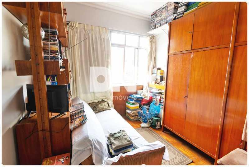quarto grande - Apartamento à venda Rua Barão de Mesquita,Tijuca, Rio de Janeiro - R$ 380.000 - FA10150 - 14