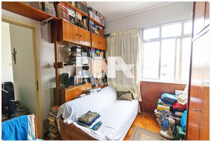 quarto grande - Apartamento à venda Rua Barão de Mesquita,Tijuca, Rio de Janeiro - R$ 380.000 - FA10150 - 15