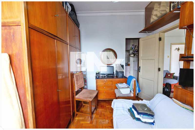 quarto grande - Apartamento à venda Rua Barão de Mesquita,Tijuca, Rio de Janeiro - R$ 380.000 - FA10150 - 16