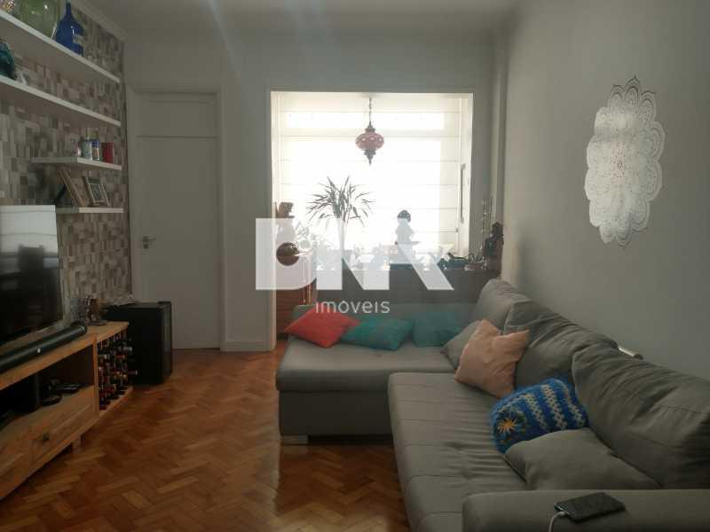 2 - Apartamento 3 quartos à venda Laranjeiras, Rio de Janeiro - R$ 900.000 - FA30105 - 3