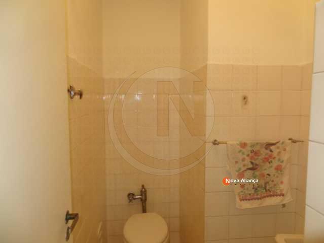 BANHEIRO-SERVIÇO - Apartamento à venda Praia do Flamengo,Flamengo, Rio de Janeiro - R$ 1.700.000 - FA30176 - 29