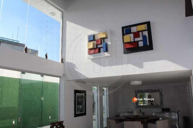 IMG_5 - Casa à venda Rua Stefan Zweig,Laranjeiras, Rio de Janeiro - R$ 3.800.000 - FR30009 - 6