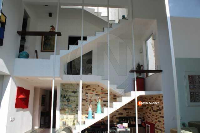 IMG_8 - Casa à venda Rua Stefan Zweig,Laranjeiras, Rio de Janeiro - R$ 3.800.000 - FR30009 - 9