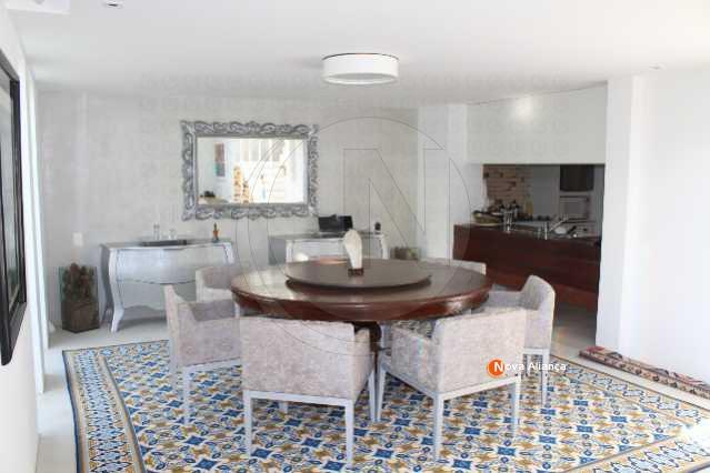 IMG_6 - Casa à venda Rua Stefan Zweig,Laranjeiras, Rio de Janeiro - R$ 3.800.000 - FR30009 - 7