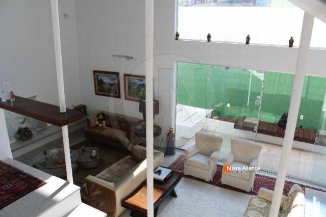 IMG_2 - Casa à venda Rua Stefan Zweig,Laranjeiras, Rio de Janeiro - R$ 3.800.000 - FR30009 - 3