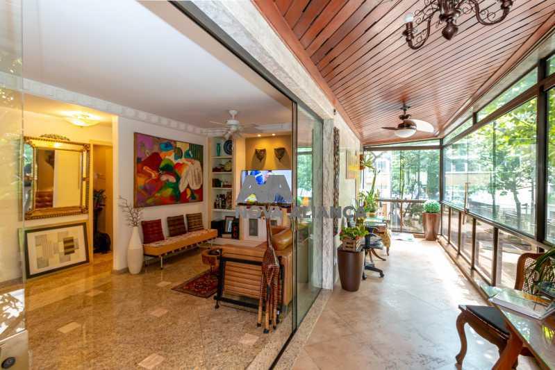 IMG_4910 - Apartamento à venda Rua General Urquiza,Leblon, Rio de Janeiro - R$ 3.300.000 - IA21293 - 1