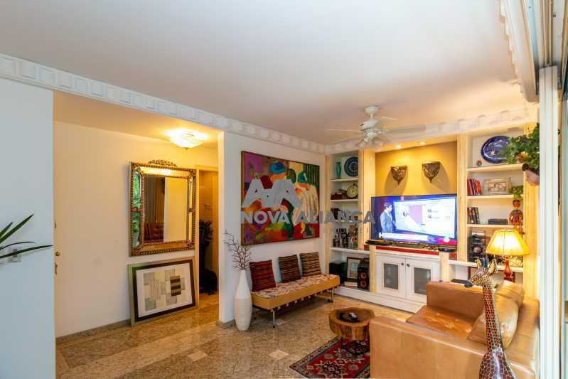 IMG_4914 - Apartamento à venda Rua General Urquiza,Leblon, Rio de Janeiro - R$ 3.300.000 - IA21293 - 5