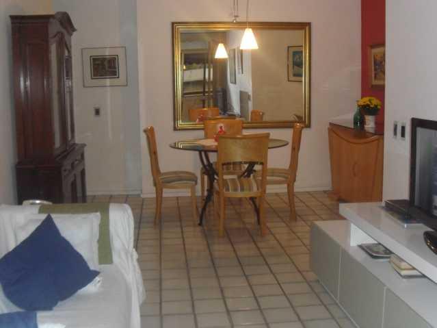 SAM_4806 - Apartamento à venda Avenida Bartolomeu Mitre,Leblon, Rio de Janeiro - R$ 1.899.000 - IA21958 - 1