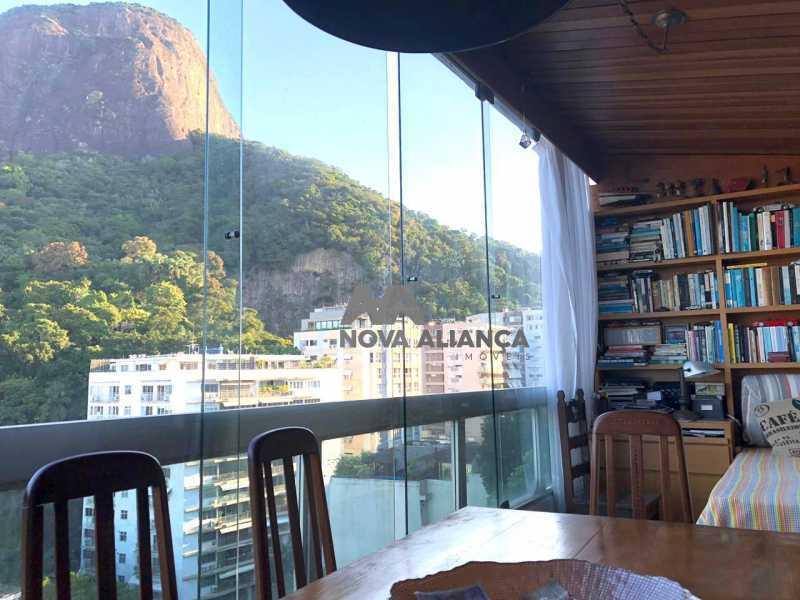 a3. - Apartamento à venda Rua Timóteo da Costa,Leblon, Rio de Janeiro - R$ 1.650.000 - IA22247 - 1