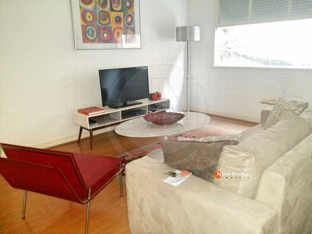 2 - Apartamento à venda Avenida Epitácio Pessoa,Ipanema, Rio de Janeiro - R$ 1.150.000 - IA22378 - 4