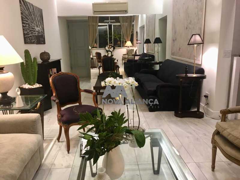 5870d7e7-b8a1-4135-aba6-31b002 - Apartamento à venda Rua Aristides Espinola,Leblon, Rio de Janeiro - R$ 4.400.000 - IA31775 - 4