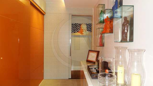 21 - Apartamento à venda Avenida Vieira Souto,Ipanema, Rio de Janeiro - R$ 3.500.000 - IA32736 - 9