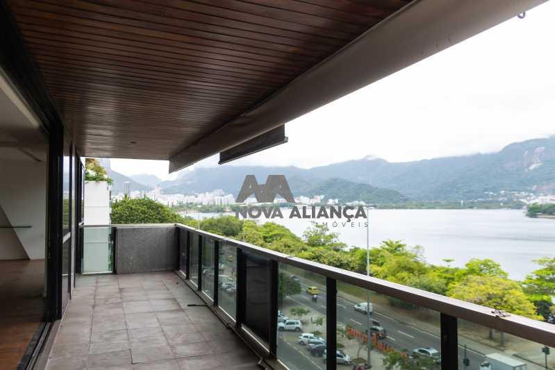 IMG_4500 - Apartamento à venda Avenida Epitácio Pessoa,Ipanema, Rio de Janeiro - R$ 5.200.000 - IA32840 - 4