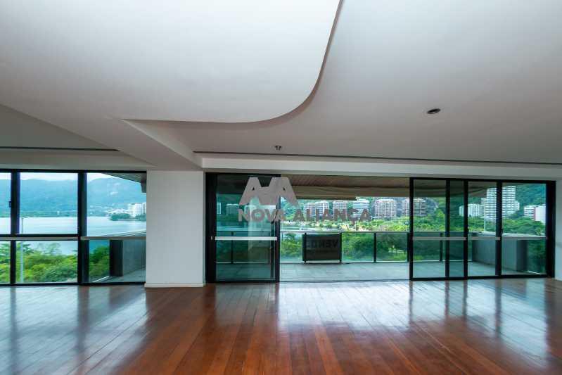 IMG_4502 - Apartamento à venda Avenida Epitácio Pessoa,Ipanema, Rio de Janeiro - R$ 5.200.000 - IA32840 - 1