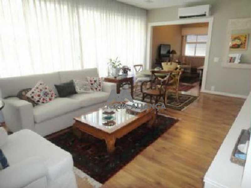IA4082601FOTO1 - Apartamento à venda Avenida Visconde de Albuquerque,Leblon, Rio de Janeiro - R$ 2.699.000 - IA40837 - 1