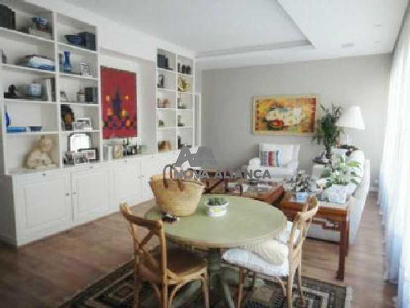 IA4082604FOTO3 - Apartamento à venda Avenida Visconde de Albuquerque,Leblon, Rio de Janeiro - R$ 2.699.000 - IA40837 - 5