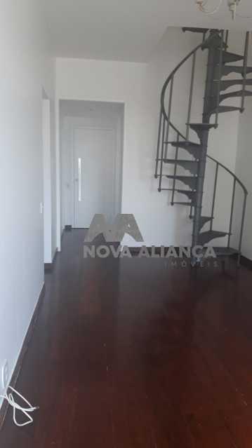 85149e36-e846-42a2-ba47-4fd846 - Cobertura à venda Avenida Bartolomeu Mitre,Leblon, Rio de Janeiro - R$ 2.402.000 - NICO40131 - 7