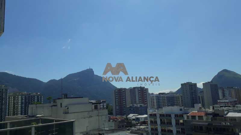 a593a0cf-afdf-4aeb-a6a0-8530af - Cobertura à venda Avenida Bartolomeu Mitre,Leblon, Rio de Janeiro - R$ 2.402.000 - NICO40131 - 1