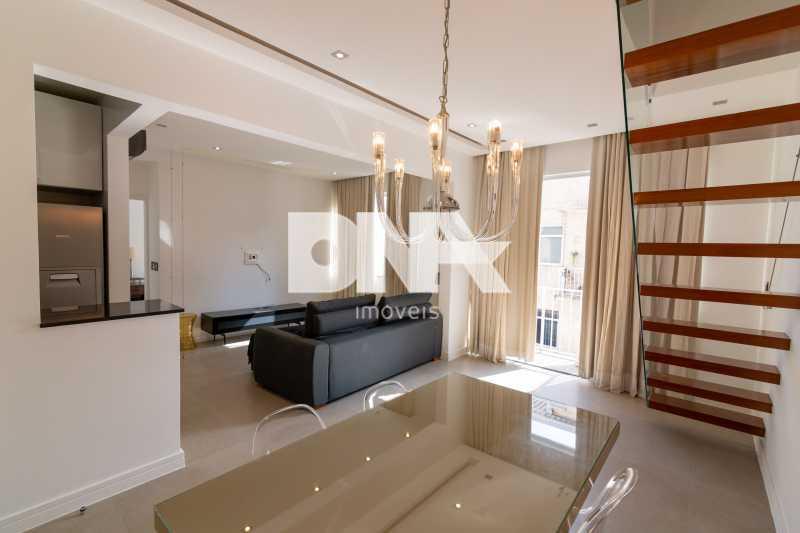 _99A7559 - Cobertura à venda Rua Nascimento Silva,Ipanema, Rio de Janeiro - R$ 2.950.000 - NICO20096 - 6