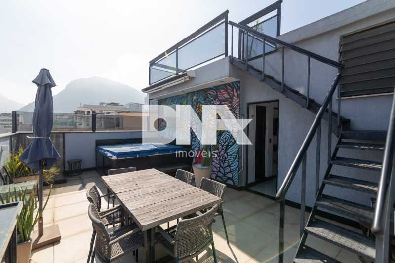 _99A7606 - Cobertura à venda Rua Nascimento Silva,Ipanema, Rio de Janeiro - R$ 2.950.000 - NICO20096 - 5