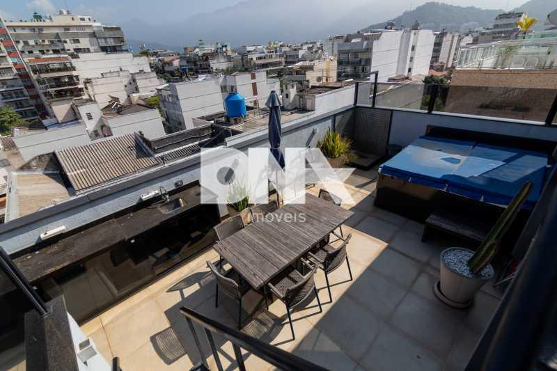 _99A7611 - Cobertura à venda Rua Nascimento Silva,Ipanema, Rio de Janeiro - R$ 2.950.000 - NICO20096 - 3