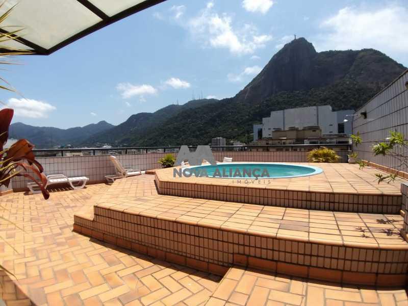 24877. - Cobertura à venda Rua Bogari,Lagoa, Rio de Janeiro - R$ 6.898.000 - IC40060 - 4