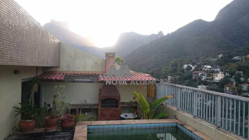 8ca5a437-ab43-48a1-8a34-85b2bf - Cobertura à venda Estrada da Gávea,São Conrado, Rio de Janeiro - R$ 2.400.000 - IC40114 - 3