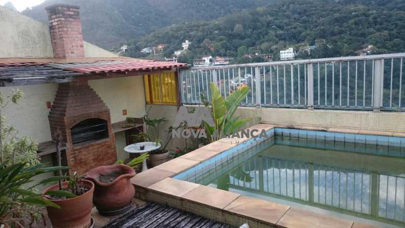 9baffbea-fdfb-435e-b83b-9e4d0d - Cobertura à venda Estrada da Gávea,São Conrado, Rio de Janeiro - R$ 2.400.000 - IC40114 - 1