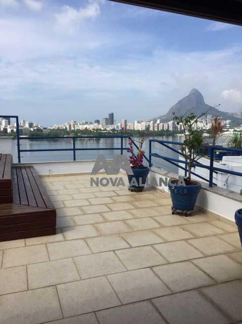 IMG_7895 - Cobertura à venda Avenida Epitácio Pessoa,Ipanema, Rio de Janeiro - R$ 6.999.999 - IC40158 - 21