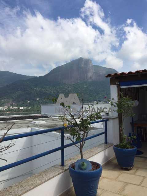 IMG_7896 - Cobertura à venda Avenida Epitácio Pessoa,Ipanema, Rio de Janeiro - R$ 6.999.999 - IC40158 - 22