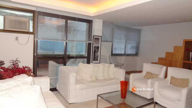 1 - Flat à venda Rua Almirante Saddock de Sá,Ipanema, Rio de Janeiro - R$ 1.990.000 - IF10022 - 1