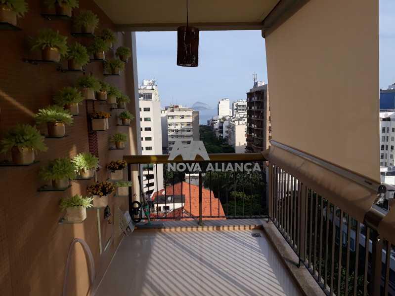 20180628_154548 - Flat à venda Rua Rainha Guilhermina,Leblon, Rio de Janeiro - R$ 1.650.000 - IF10026 - 3