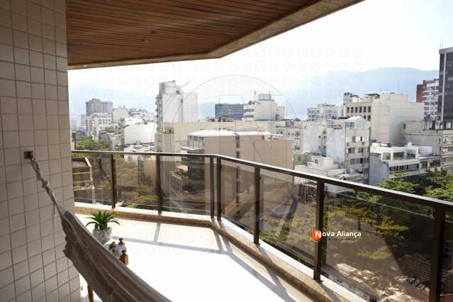 8 - Flat à venda Rua Prudente de Morais,Ipanema, Rio de Janeiro - R$ 4.500.000 - IF30001 - 9