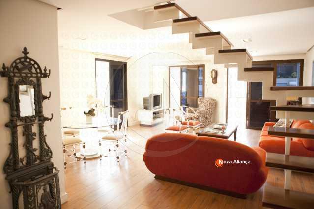 1 - Flat à venda Rua Prudente de Morais,Ipanema, Rio de Janeiro - R$ 4.500.000 - IF30001 - 1