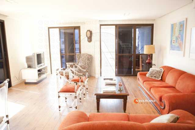 2 - Flat à venda Rua Prudente de Morais,Ipanema, Rio de Janeiro - R$ 4.500.000 - IF30001 - 3