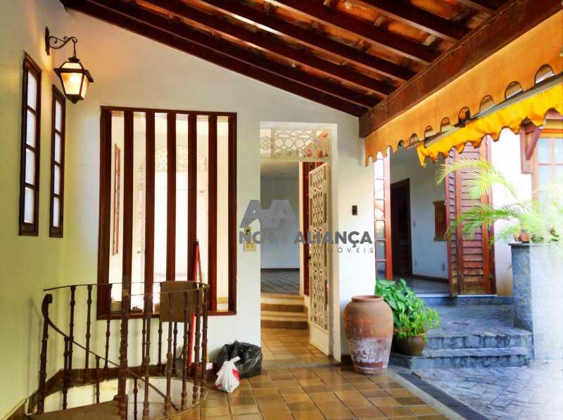 Emílio Berla. - Casa à venda Rua Emílio Berla,Copacabana, Rio de Janeiro - R$ 2.800.000 - IR40084 - 21